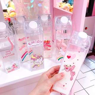 Pink Panther Cute Bottle Design (PO)
