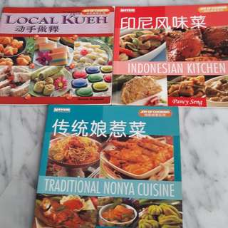 3 Cooking Book