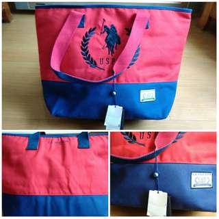 Original USPOLO ASSN Tote Bag