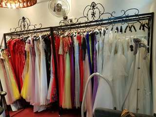 LOTS OF NEW NIGHT GOWN $50 TO $150
