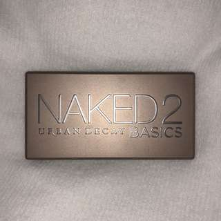(Swatched) Urban Decay NAKED2 Basics Palette