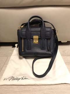 3.1 Phillip Lim Pashli Mini Satchel Ink