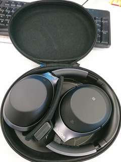 Sony WH-1000XM2 Bluetooth Noise Cancellation Headphone 降噪耳機
