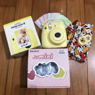 富士拍立得mini8 FUJIFLM instax mini 8