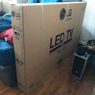 """65"""" LG LED UHD TV Commercial Lite (UX340C)"""