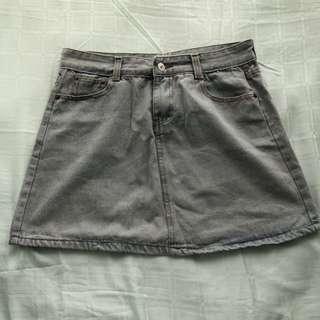 ❕Instocks❕Korean Light Denim Skirt