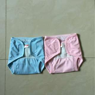 New born diaper pants