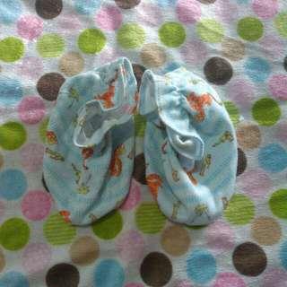 #MakinTebel Preloved Sarung Tangan Bayi