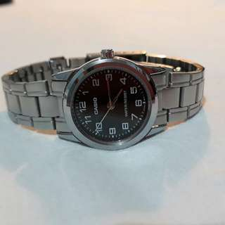 Sale.repriced until sunday only!Preloved Authentic Casio enticer ladies watch