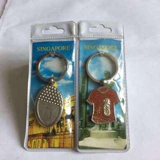 鎖匙扣(新加坡手信)
