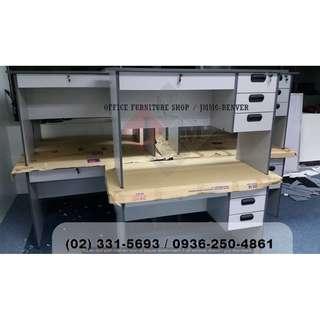 FST -Computer Desk )) Office Partition*Furniture