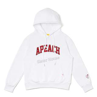 🇰🇷Kakao Friends Apeach White Hoodie 白色衛衣