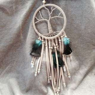 Timberland Shaped Dream Catcher