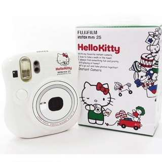 Hello Kitty Instax Mini Instant Camera