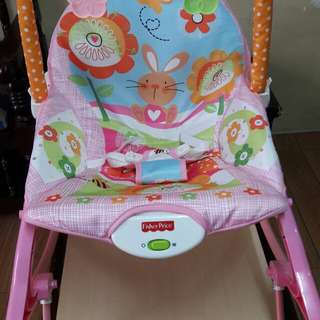 Fisher Price Baby Rocker Infant to todler