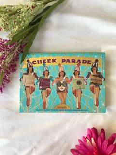 BENEFIT Cheek parade palette