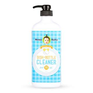Messy Bessy Baby Bottle & Dish Wash (500ml)