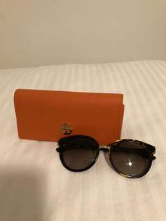 Genuine Tory Burch Sunglasses + Pouch