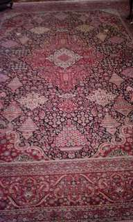 Antique Persian Carpet circa 1900's