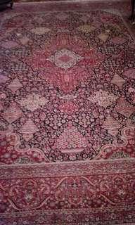 Antique Persian Carpet circa 1900's