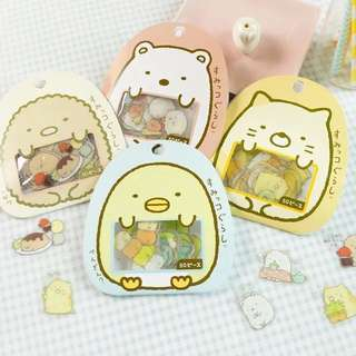[SUMIKKO GURASHI] Cute Stickers