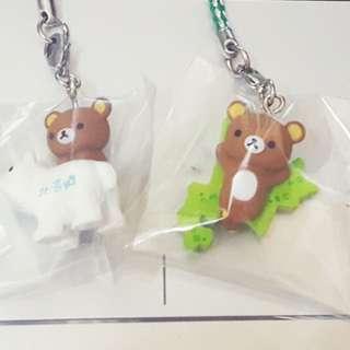 🚚 日本購買拉拉熊吊飾 其他吊飾