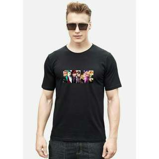 T shirt Alimoo BTS member cotton for men & women