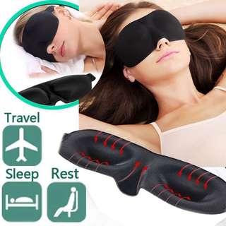 ✨Limited Stock! Travel Sleep Rest 3D Eye Mask