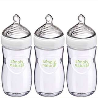 Brand New NUK Simply Natural Bottle 9oz