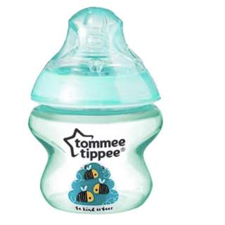 [FREE POSTAGE] Tommee Tippee Closer to Nature Tinted Bottle 150ML/5OZ (Purple / Green) #HOT80
