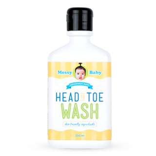 Messy Bessy Baby Head To Toe Wash (200ml)