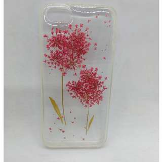 Dried Hand pressed Flower Iphone Case 5