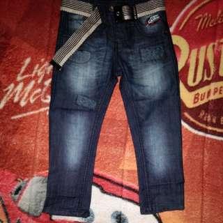 Celana jeans import