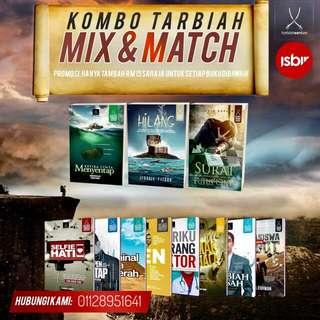 Kombo Tarbiah (Mix & Match)