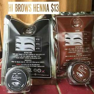 ⭐Hi Brows Henna