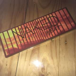 Heat Urban Decay Palette