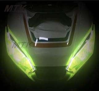 Honda x-adv xadv headlight protector