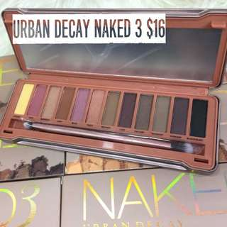 💋Urban Decay Naked 3 Palette