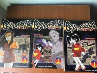 Ghost School vol. 1-3