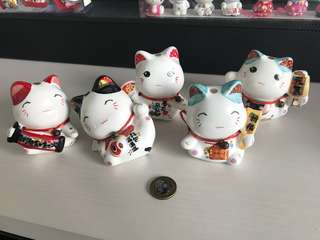 Latest Fortune Cat coin bank