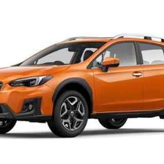 Subaru XV 2.0i-S avail discount