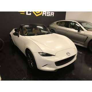 MAZDA ROADSTER 1.5 A/T ABS AIRBAG 2WD SOFTTOP