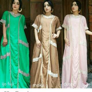 Abaya dress gamis daster