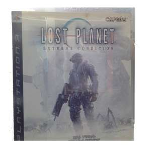 PS3 Lost Planet Game