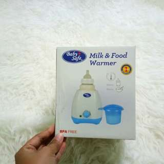 Milk and Food Warmer, Baby Safe