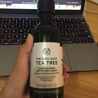 50% Full Tea Tree Oil Toner