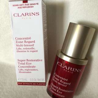 (New) Clarins Super Restorative Total Eye Concentrate