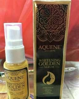 Whitening Serum gold aquene