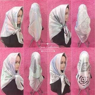 Jilbab segi empat murah