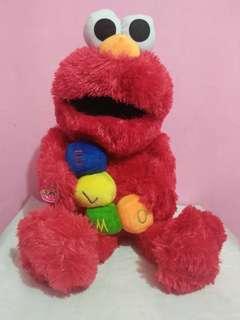 E03 Red Elmo Big Doll